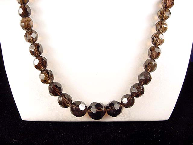 A10 Smoky quartz