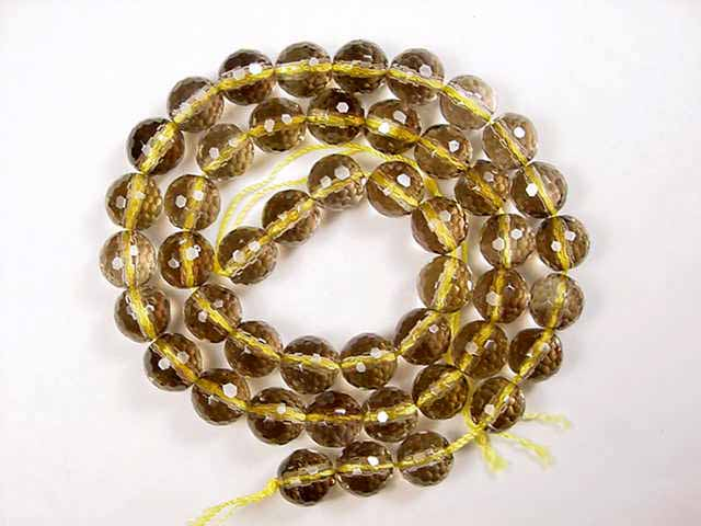 LM2808 Lemon quartz 8mm