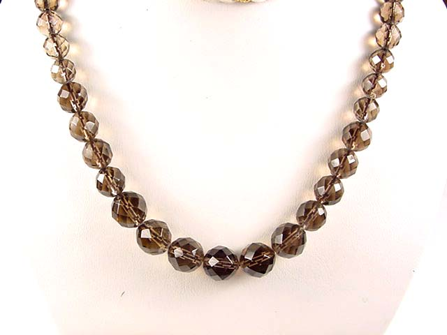 N055 Smoky Quartz