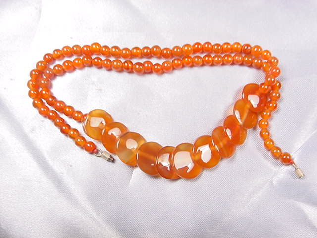 N073 Agate necklace